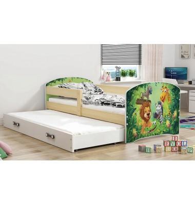 Vaikų kambario baldų komplektas Colorato