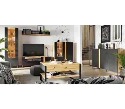 LEMO svetainės baldai