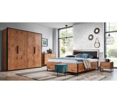 NEW LOFT miegamojo baldai