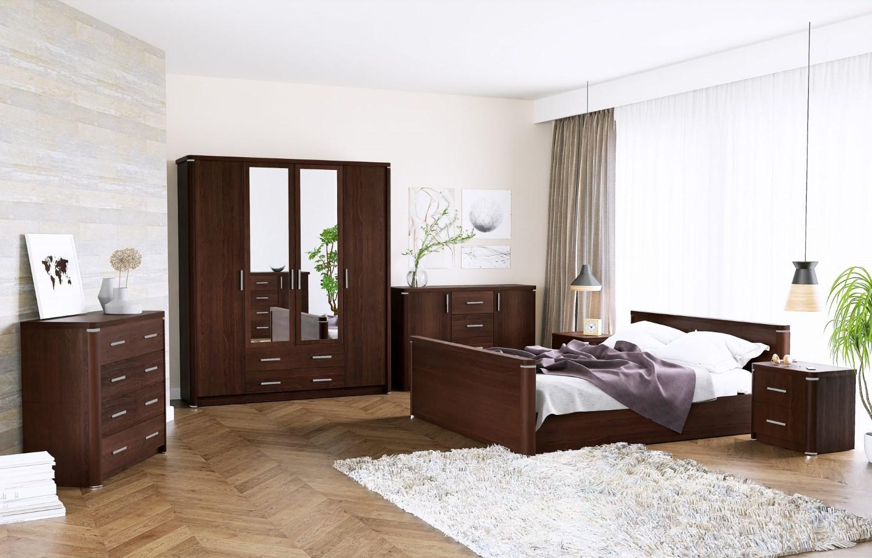 Vievien prabangūs miegamojo baldai