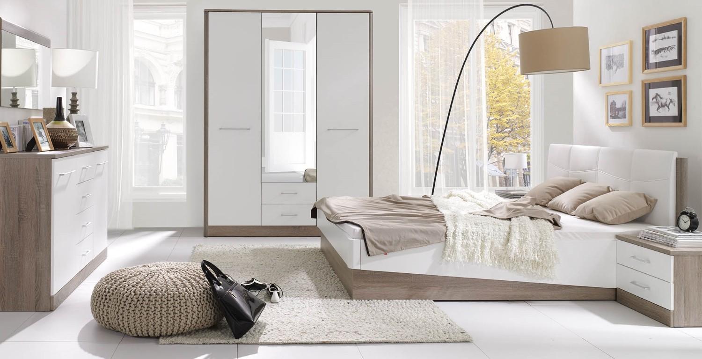 Medison miegamojo baldai